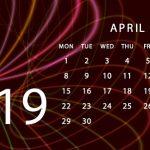 改元前日・・・2019年4月30日